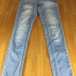 Justice Simply Low Jean Jeggings 12 Slim